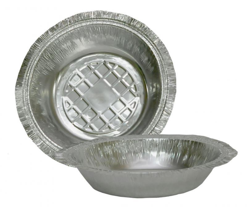 Pratos de Alumínio